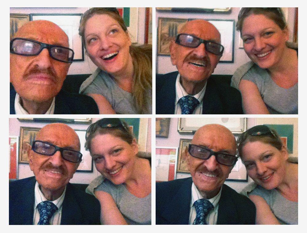 Kelkó Niki és Szipál Martin Portréfotósok