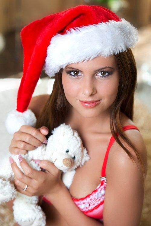 Karácsonyi fotózás, Kelkó Niki portré fotós, Harcos Andi s