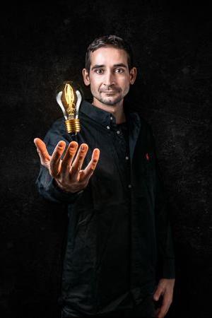 Portréfotózás - kreatív portréfotózás