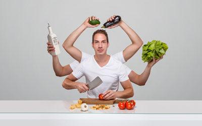 Üzleti portréfotózás – SOS Kitchen részére