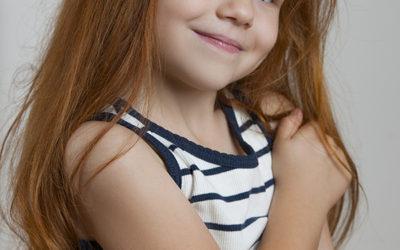 Gyerek portré fotózás – Szonja