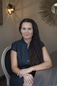 női üzleti portréfotózás