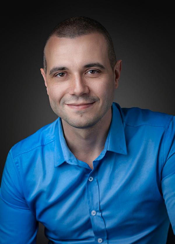 Üzleti portréfotózás - Zajdó Csaba