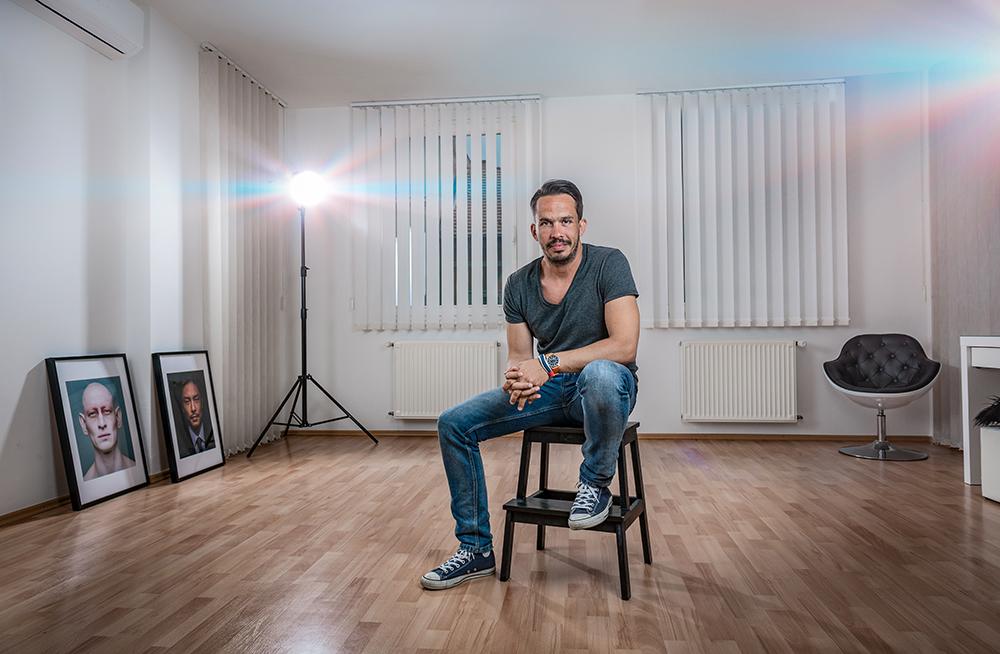 Önéletrajz portréfotózás, Kelkó Niki Portréfotós